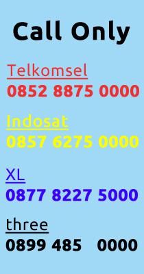 Call Center VoucherPulsa