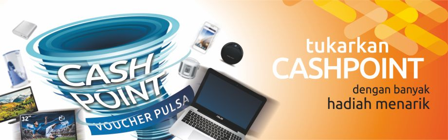 Promo Cash Point Voucherpulsa