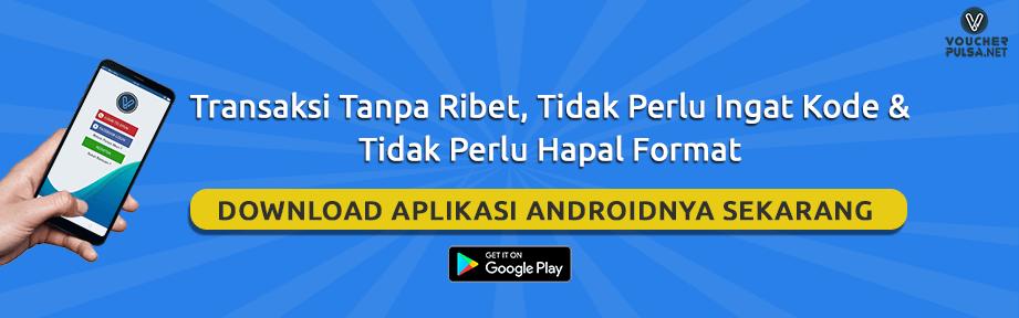 Download Applikasi Android Voucherpulsa